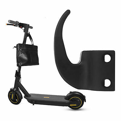 Appendiabiti in nylon con gancio per borsa per scooter elettrico Ninebot MAX G30