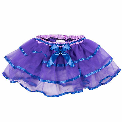 Purple Halloween Costume Tutu for Toddlers | Ballerina Dancer](Ballerina Costume For Toddlers)