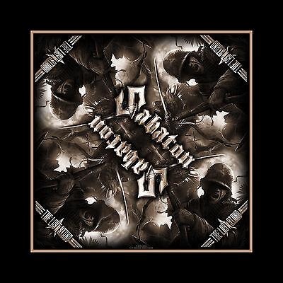 Sabaton Bandana -  The Last Stand Metal Music Band Officially Licensed