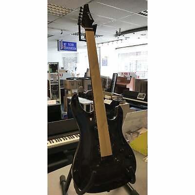 Spur 9051 Electric guitar black (Customer return)