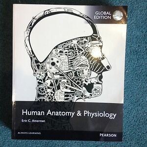 Human Anatomy & Physiology textbook Singleton Heights Singleton Area Preview