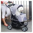 Unisex 3-Wheel Jogging Stroller Dog Strollers