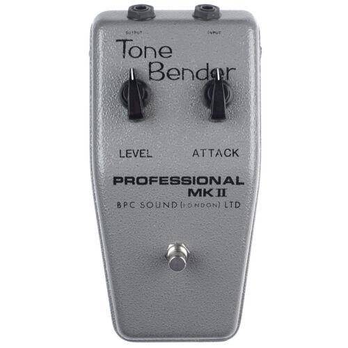 British Pedal Company Tone Bender Pro MKII OC81D Fuzz Pedal