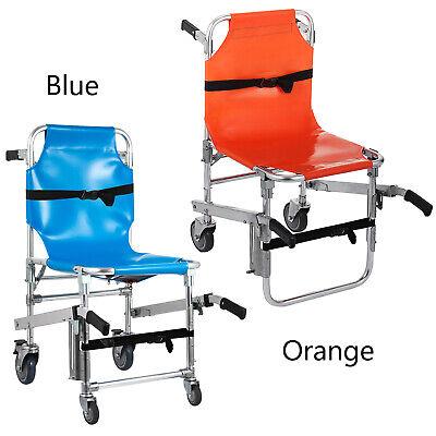 Stair Chair Ems Medical Emergency Evacuation Ambulance Wheel Chair Stretcher