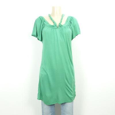LA PERLA Oberteil T-Shirt Grün Gr. IT 44 DE 38 gebraucht kaufen  Twistringen