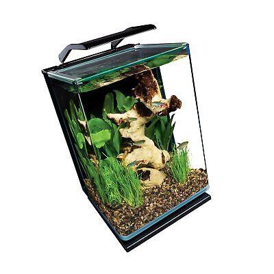 MarineLand Portrait Glass LED Aquarium Kit 5 GAL NO SALES TAX NEW
