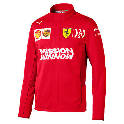 Scuderia Ferrari Formel 1 Team Softshelljacke von Puma 2019 Motorsport Racing