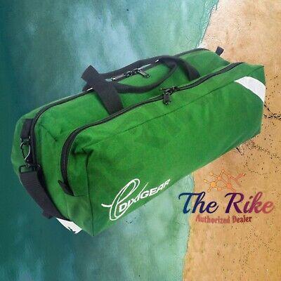 Dixie Ems Oxygen O2 Duffle Trauma Responder Bag With Pocket