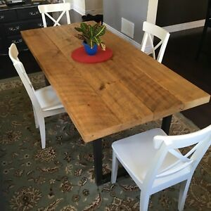 New | Reclaimed Harvest Table