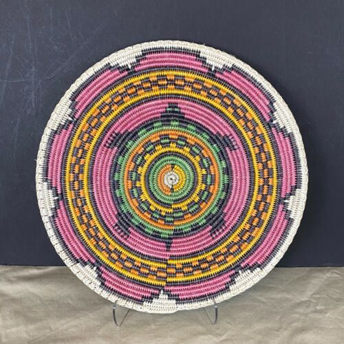 Navajo Wedding Basket, Alicia Nelson Black Family Basket
