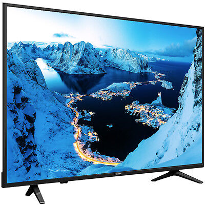 Hisense H50AE6030 50 Zoll UHD LED Fernseher Smart TV Triple Tuner Wlan 1500 PCI ()