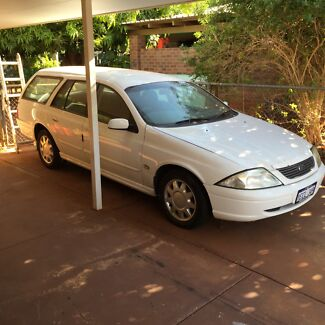 2001 Ford Other Wagon Broome 6725 Broome City Preview