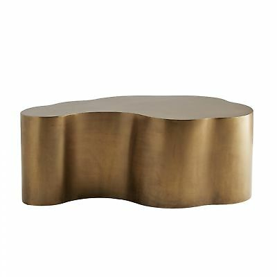 Gold Antique Coffee Table - 36