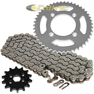 Drive Chain & Sprockets Kit for Honda CRF80F 2004-2013