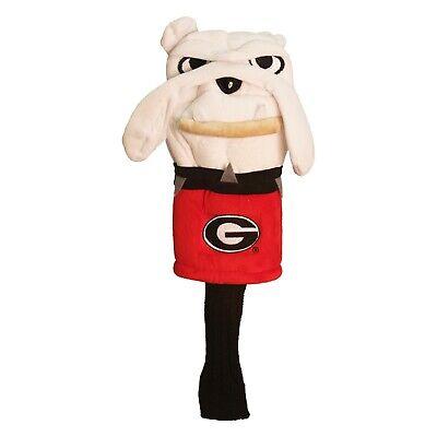 Georgia Bulldogs Mascot Golf Club Driver Headcover - Oversize Cover - Bag Wood
