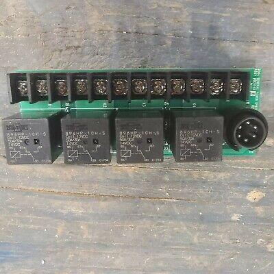 Generac Generator Relay Block Assembly 0e9049b 0e9049