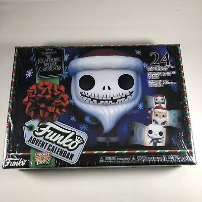 Funko Advent Calendar: The Nightmare Before Christmas - 24 Pocket Pop!
