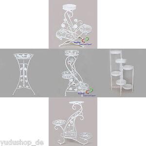 pflanzentreppe blumentreppe blumenst nder blumenhocker. Black Bedroom Furniture Sets. Home Design Ideas