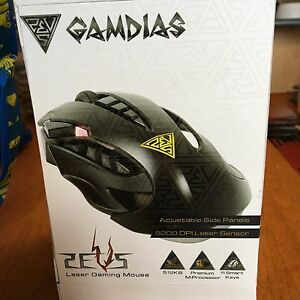 Gamdias mouse