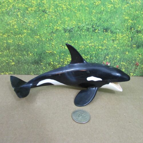 Schleich Orca Whale Retired 14551