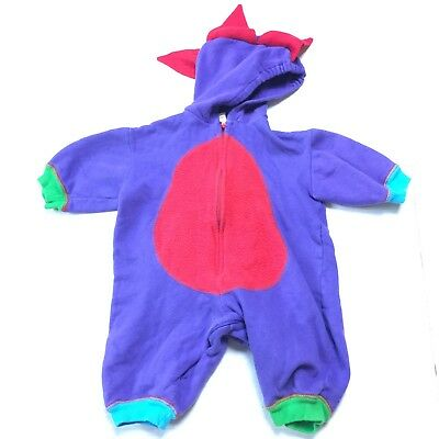 Baby Costume 18m Toddler Dragon 1 PIECE Halloween Warm Hooded Unisex Boy - Baby Costumes Halloween Philippines