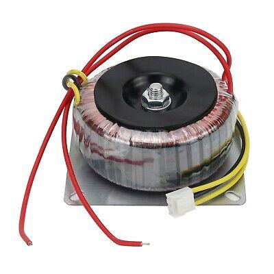 100w Toroidal Transformer Power Dac Preamp Amplifier Ring Transformer Ac Dual