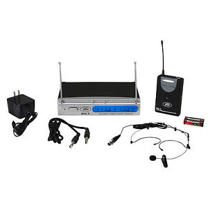 Peavey-PV-1-U1-BHS-UHF-Headworn-Wireless-Mic-Sys-923-700-MHz-248-8276