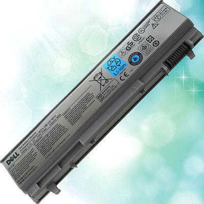 GENUINE ORIGINAL DELL Latitude E6400 E6410 E6500 W1193 KY265 PT434 PT437 Battery