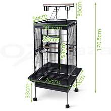 Brand New 170Cm Large Bird Cage Parrot Aviary Wheel Stand Ladder Auburn Auburn Area Preview