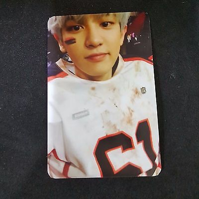 EXO Chanyeol Love Me Right Album Official Photocard Photo Card K-pop