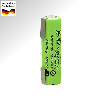 Akku für elektrische Zahnbürste Braun Oral B Vitality Sonic Type 3709 D12 N2820 ()