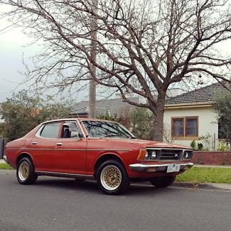1977 datsun 180b sedan Bentleigh Glen Eira Area Preview