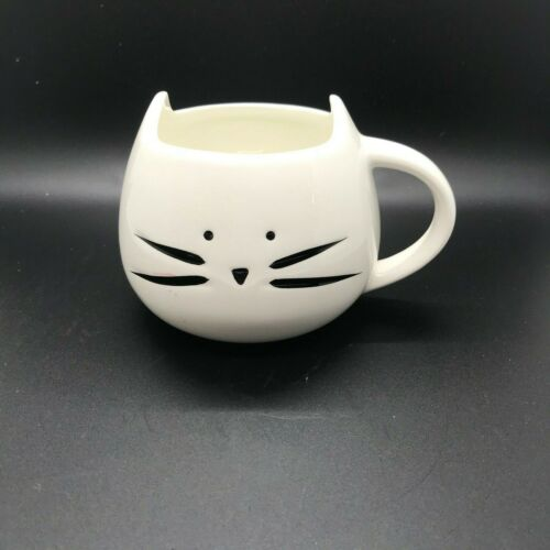 Tag Ceramic Cat Mug