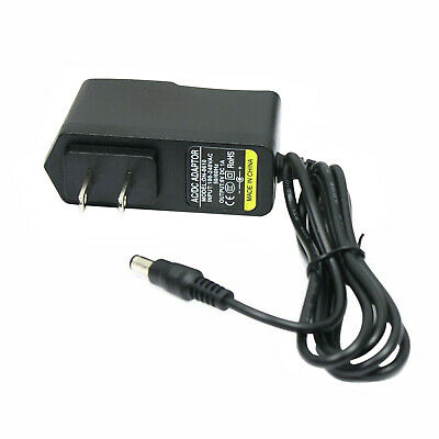 6V 1A 1000ma AC 110/220V to DC 6 Volt Power Supply Adapter 5