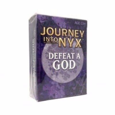 "MTG Magic the Gathering ""Defeat a God"" Journey into Nyx (Sealed)"