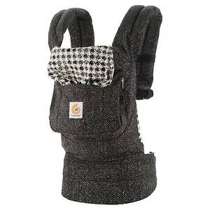 Ergobaby Original 3 Position Baby Carrier Black Twill for sale ...