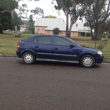 2001 Holden Astra Sedan Mittagong Bowral Area Preview
