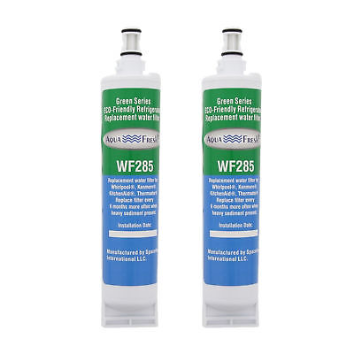 Aqua Fresh Water Filter - Fits Whirlpool 4396918 Refrigerato