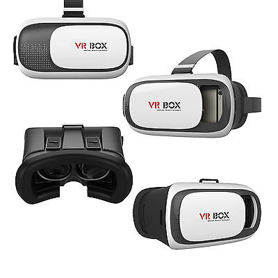 "Sunglasses VR BOX 2.0 3D Reality Virtual for iPhone Samsung Sony's 3,5"" - 6,0"""