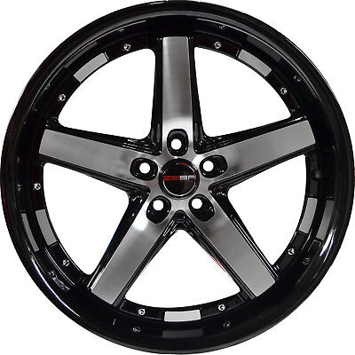 4 Gwg Drift 20 Inch Black Machined Rims Fits Pontiac G6 Gxp Coupe