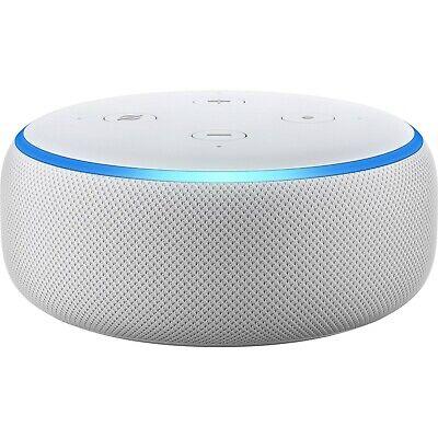 Amazon Echo Dot (3rd generation) Smart Speaker with Alexa  (Sandstone)