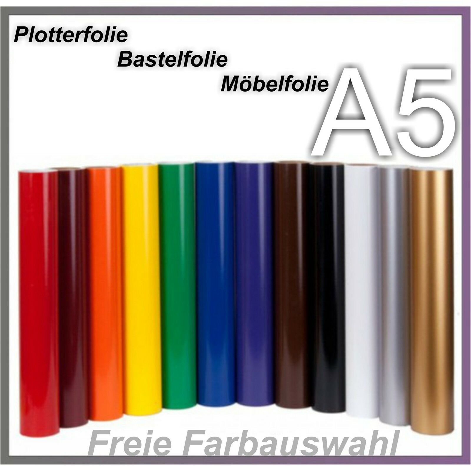 40 96 m a5 plotterfolie bastelfolie m belfolie for Mobelfolie muster