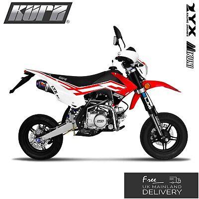 Genuine Kurz® | 125cc Road Legal Pit Bike Motorbike Motorcycle CBT Learner KTM