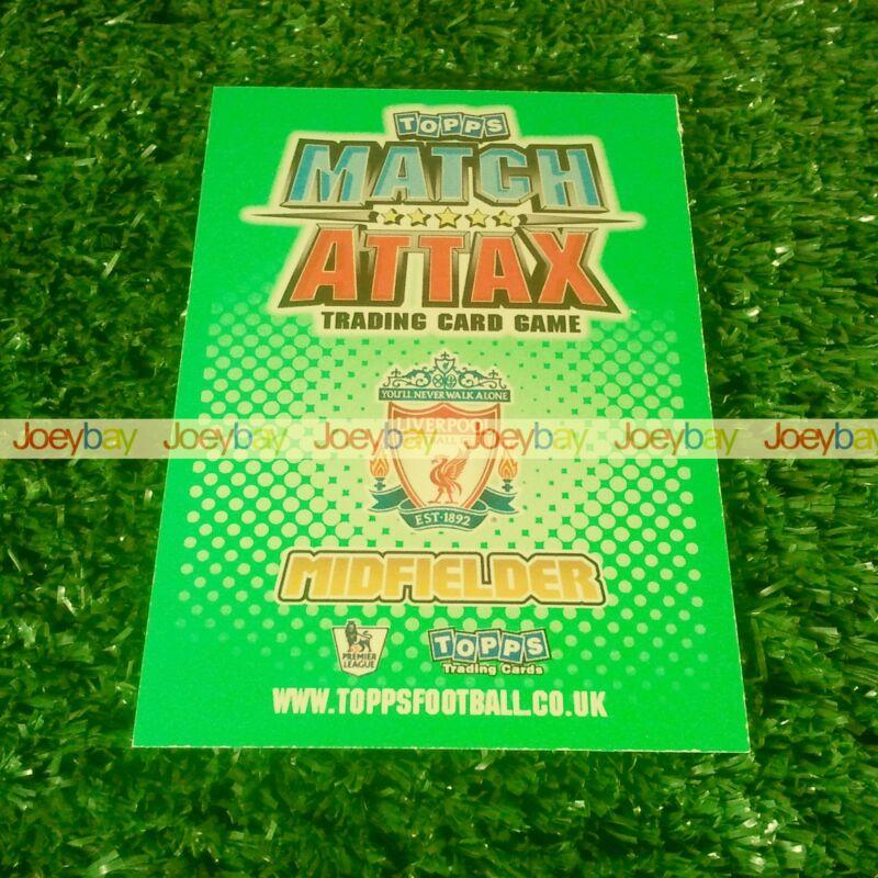 MATCH ATTAX GARETH BALE 2010//11 Very Rare EXTRA 100 CLUB HUNDRED 10 2011 HC1