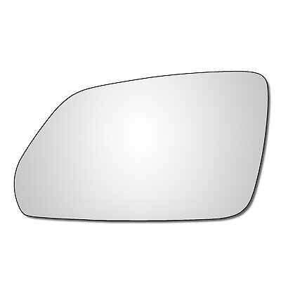 Left Hand Passenger Side VW Polo Mk4 2005 2010 Convex Wing Door Mirror Glass