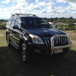 2008 Toyota LandCruiser Wagon Yamanto Ipswich City Preview
