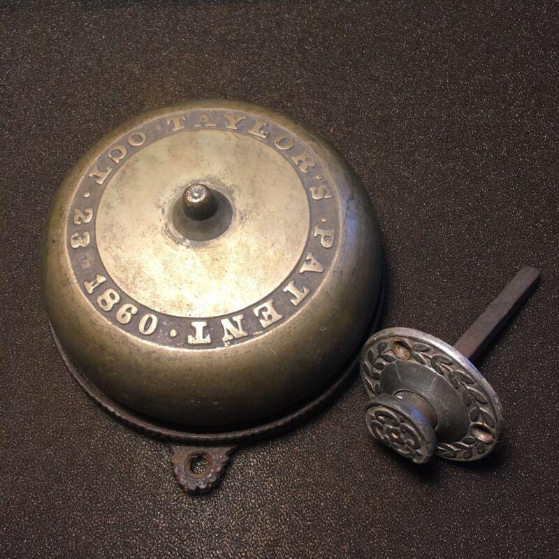 Antique Door Bell Taylor