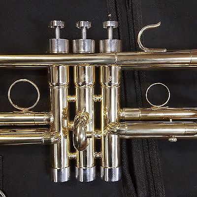 Berkeley  Heavy Cap Jazz Trumpet in C ( Monette style ), used for sale  Shipping to Canada