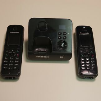 Panasonic additional handset kx-tgd32x | officeworks.