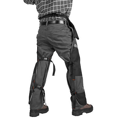 husqvarna chainsaw OEM classic apron chaps 36-38 inch oem authorized dealer ()